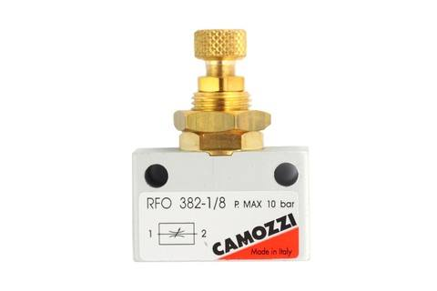 Photo of Camozzi Precision Flow Controller