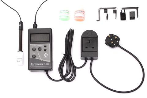 UP pH Controller for aquarium CO2 systems