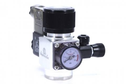 Nano CO2 regulator front view
