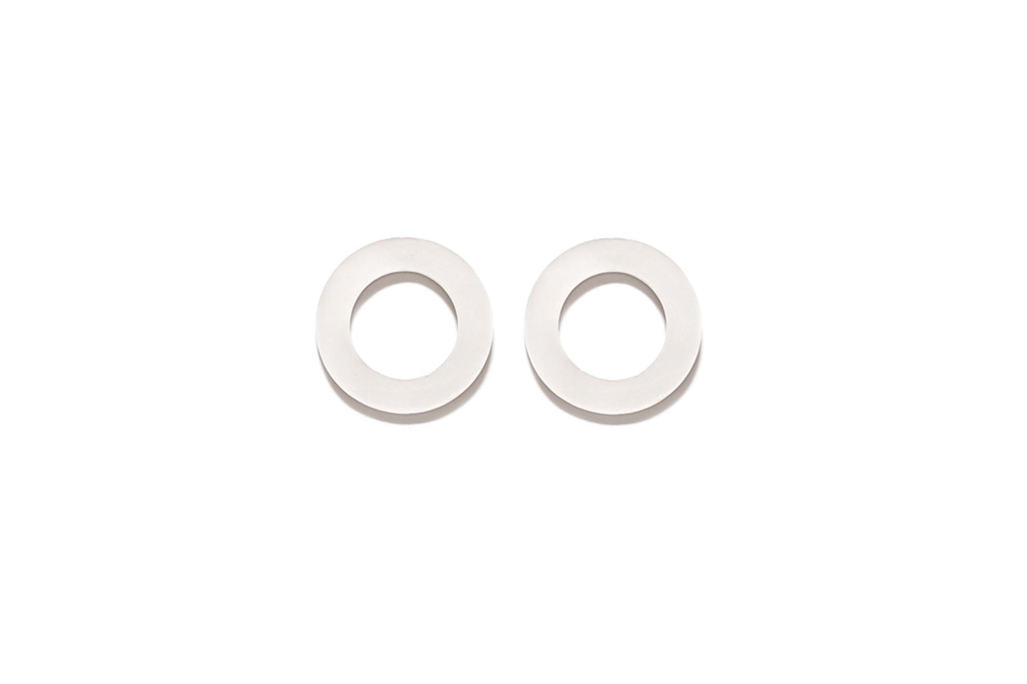Rubber Seal / Washer For Regulator (2 Pack) | CO2 Supermarket