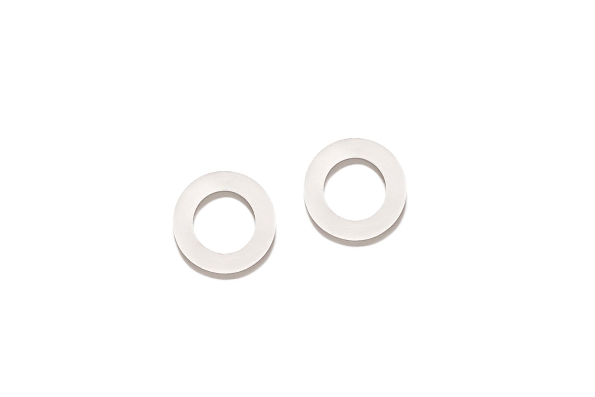 Photo of SodaStream adapter seal / washer.